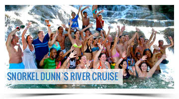 Snorkel Dunn`s River Cruise
