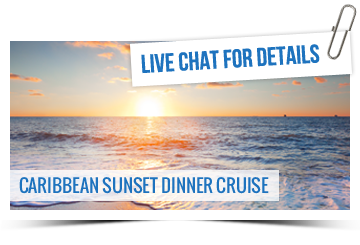 Caribbean Night Dinner Cruise