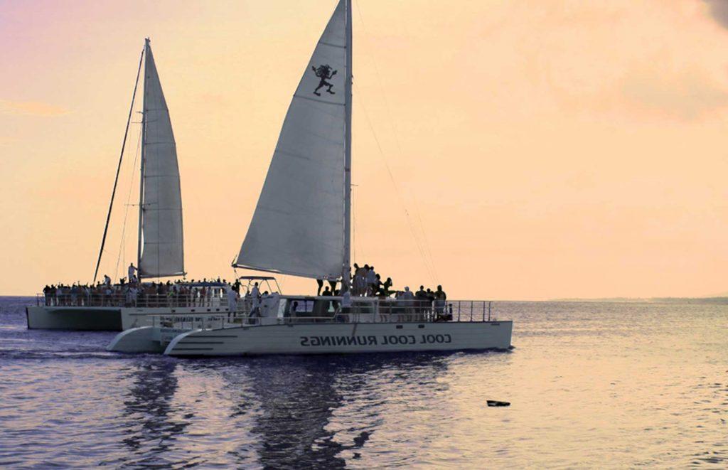 Caribbean Night Dinner Cruise - Cool Runnings Catamarans