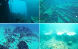 Port Royal underwater city