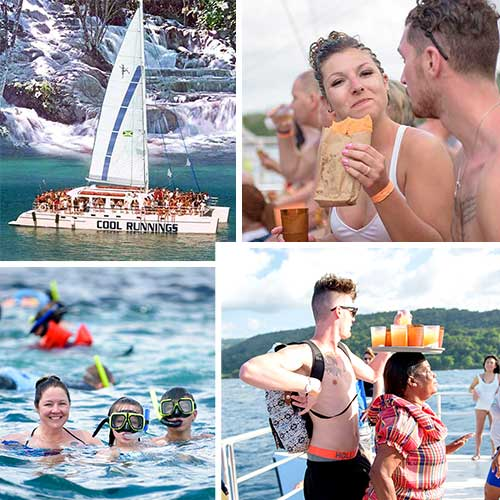 Catamaran Cruise Dunns River